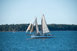 Maine Fishing Schooner
