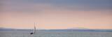 Deutschland, Bayern, Lindau, Segelboot auf dem Bodensee - 248287072
