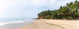 Plage de Kizhunna, Thottada, Kannur, Kerala, Inde