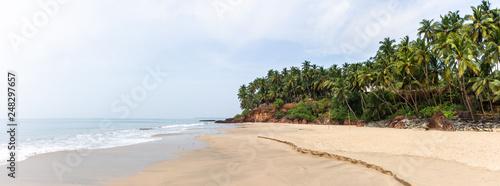 Plage de Kizhunna, Thottada, Kannur, Kerala, Inde - 248297657
