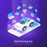 Autonomous Car self driving technology