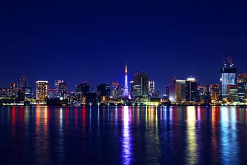 【東京の夜景】東京タワー