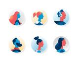 Group of avatars  - 248330872