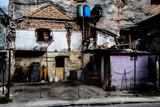 Hof in der City von Havanna