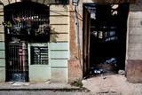 Hauseingang in Havanna Cuba
