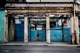 Ruine in der Alstadt von Havvan, Kuba