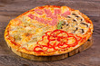 Tasty Pizza assortie