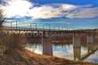 Side Bridge View