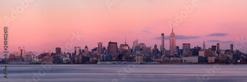 New York City skyline - 248402613