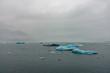 Sea of icebergs