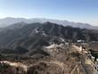 Mountain View near Beijing in China