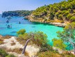 Paradise beach of Mallorca