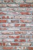 붉은 벽돌 재질 및 배경