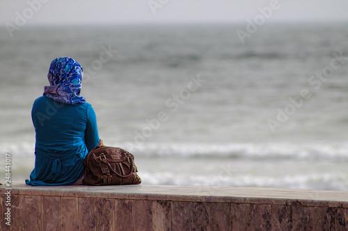 face a la mer © david debray