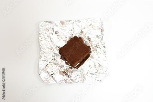 달콤한 향과 맛이 나는 초콜릿