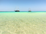 Sailboats in sea - 248457436
