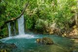 The Banias (Banyas) waterfall