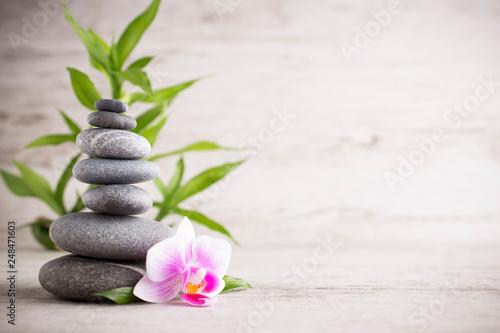 Spa stones. - 248471603