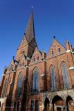 protestantische Hauptkirche St. Petri - 248475046