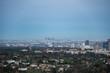Los Angeles Winter View
