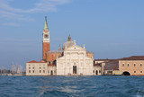 San Giorgio Maggiore is one of the islands of Venice, northern Italy, lying east of the Giudecca and south of the main island group.