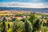 Tuscan Rural Landscape - Volterra, Tuscany, Italy