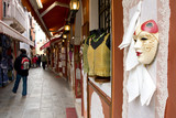 Touristic shops in Burano, Venice - 248489638