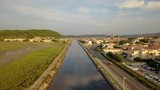 Survol du Chenal de Gruissan, vu par drone - 248507646