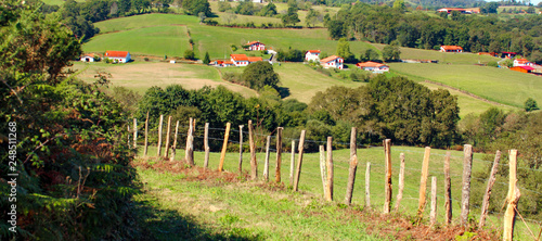 Pays basque - 248511268