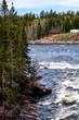 Humber River, Sir Richard Squires Memorial Provincial Park, Newfoundland, Canada