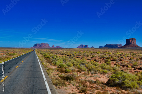 Foto Murales USA Monument Valley