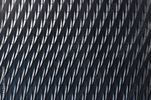 Modern building abstract background pattern - 248581207