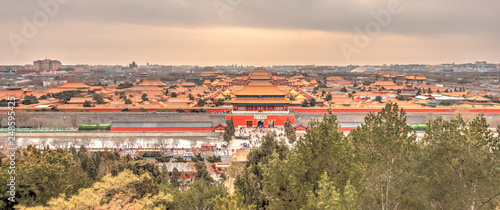 Beijing, Forbidden City - 248595425