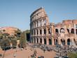 Collosseum in Rome, Italy