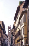 Proconsolo street, Florence, Italy