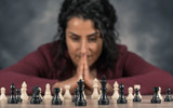 chess board moves the right decision in business life
