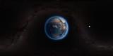 unser planet 360° vr render - 248647481