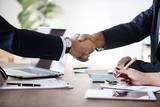 Agreement between business people