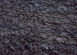 Not processed granite stone with a naturally sharp surface - 248668678