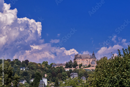 Foto Murales Marburger Schloss