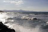 Les vagues au matin