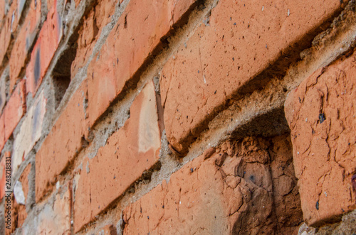 brick wall background - 248718831