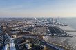 Aerial photo Waterfront South Camden NJ USA