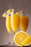 Mimosa cocktails - 248739245