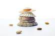 torre de conchas