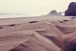 Leinwanddruck Bild - Coast in Peru
