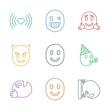 emotion icons