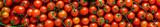 Cherry Tomaten hintergrund panoramma