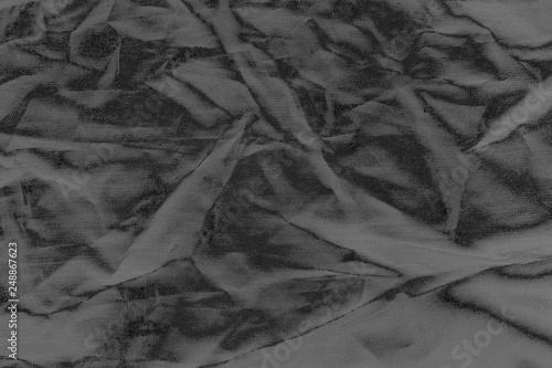 Elegant Gray Textile Background Silk Cloth Texture Fabric Pattern