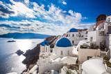 Oia city, Santorini island, Greece